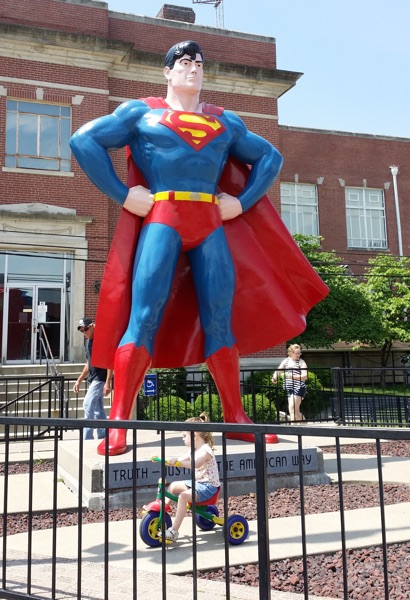 Giant Superman