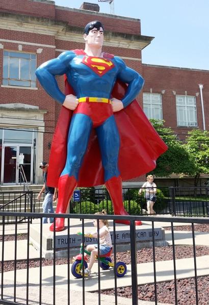 Giant Superman
