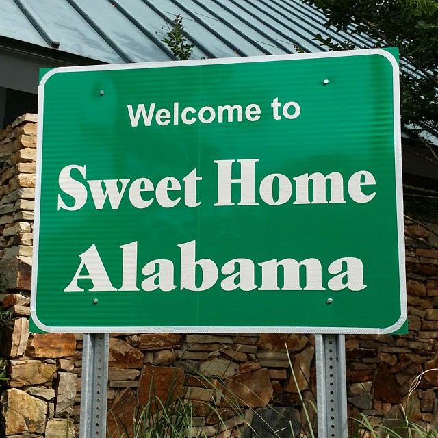 Alabama, the jewel of North America