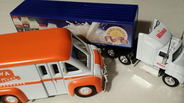 Wawa Trucks