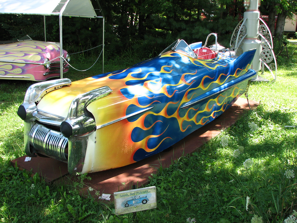 Steve Heller's Custom Car