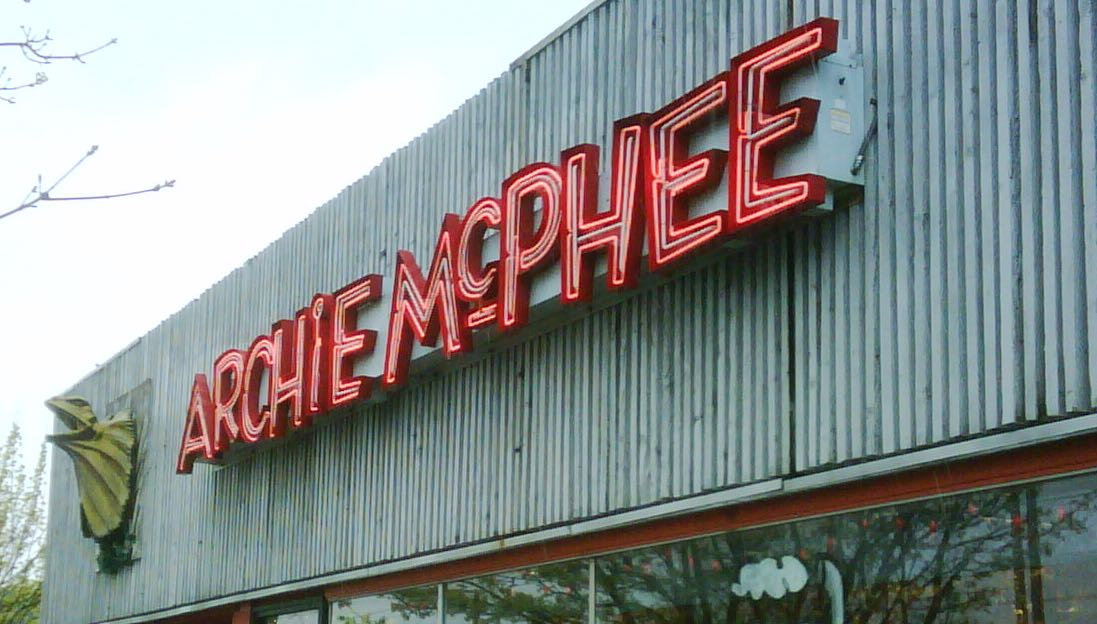 Archie McPhee in Seattle