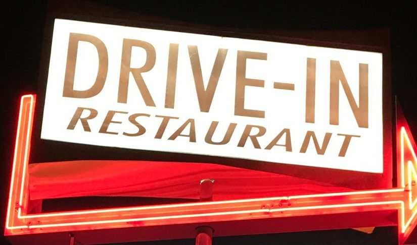 Dick's Drive-In and Driving Around Seattle