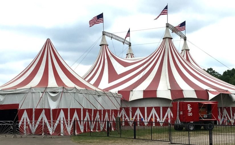 Circus World in Baraboo Wisconsin