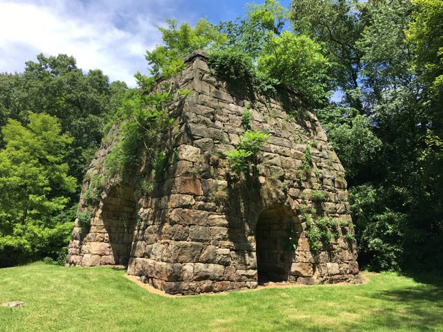 Laurel Hill Iron Furnace