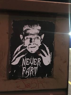 Never Fart