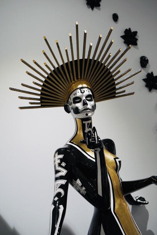 Sculpture by Porkchop