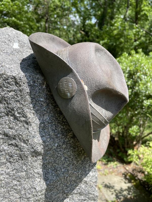 Roger's hat
